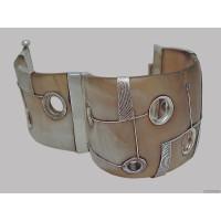 Sterling silver bracelet 343