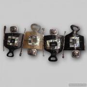 Sterling silver bracelet 38
