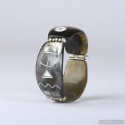 Sterling silver bracelet 9c