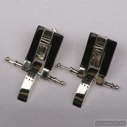 Sterling silver earrings 54