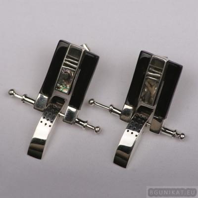 Sterling silver earrings 54