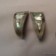 Sterling silver earrings 99a
