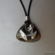 Sterling silver necklace 425