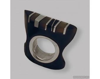 Sterling silver ring 339