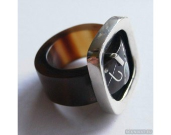 Sterling silver ring 34