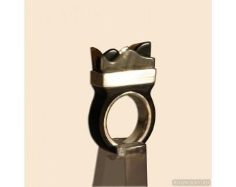 Sterling silver ring 564