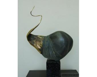 "Sculpture ""Plumule"" - IBSC34"
